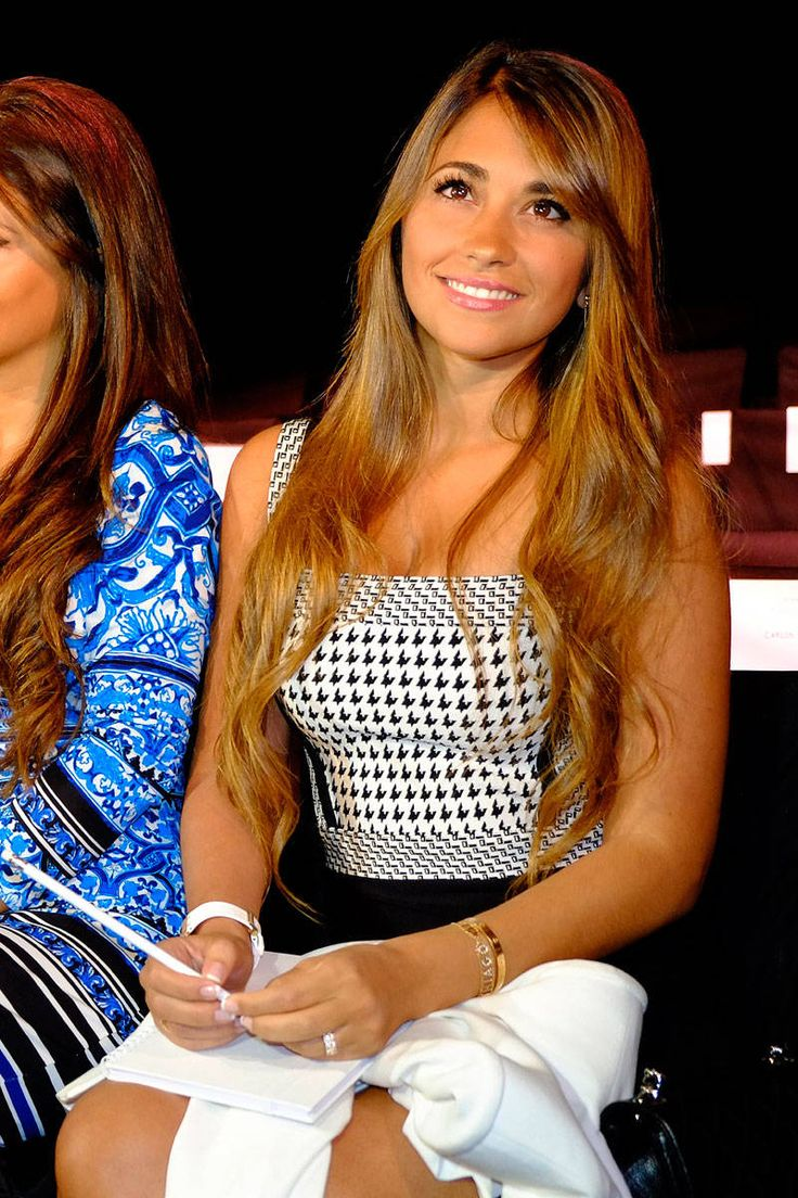 Our Favorite Soccer WAGs - Photos of Football Players' Wives and Girlfriends - Elle#slide-1#slide-1