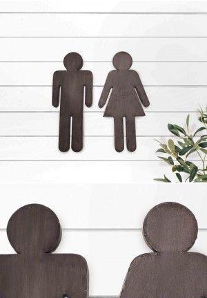 Gender Signs For Bathroom, Restroom Signs, Boy-Girl Bathroom Sign, Boy-Girl Cut Outs, Boys Bathroom Sign, Girls Bathroom Sign, Gender Cut Outs, Boys Restroom Sign, Girls Restroom Sign, Boy-Girl Restroom Sign, Bathroom Signs, Restroom Signs
