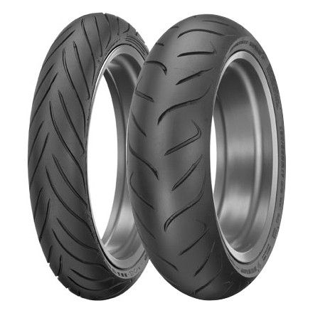 Dunlop ROADSMART II Tires.