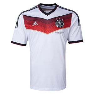 80915e09736 Germany 2014 FIFA World Cup(TM) Final Commemorative Jersey - The Official  FIFA O