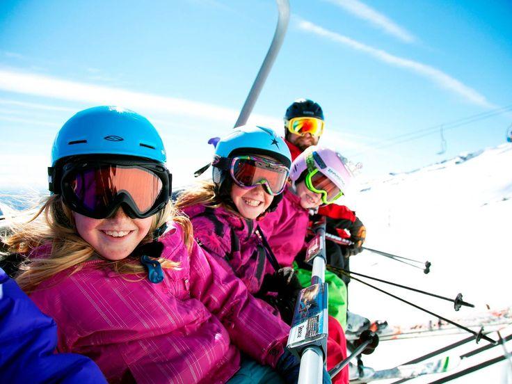 Family Fun - Turoa Ski Field