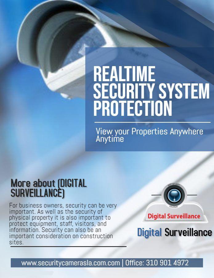 Pin On Security Cameras Installation Los Angeles