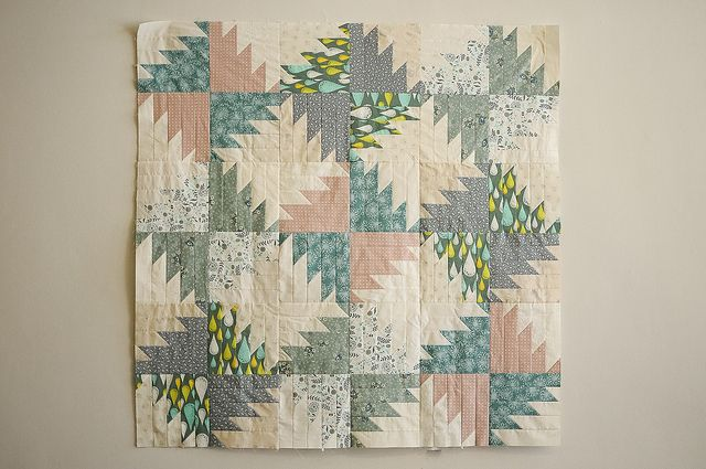Lalu S Buzz Saw Quilt For My Home