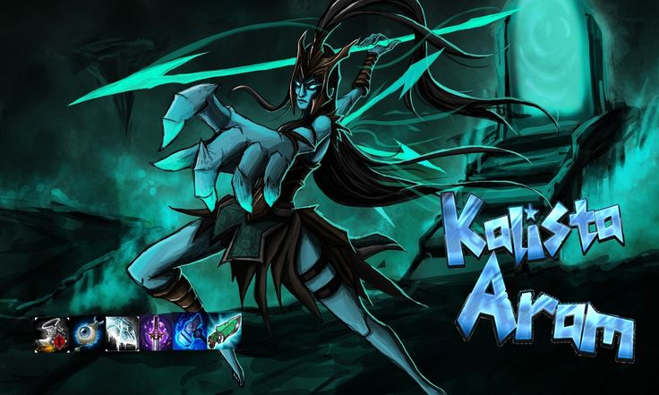 Kalista not only brings plenty of spears, but also plenty of mana items?! The random final build generated by ultimate-bravery is: http://www.ultimate-braver...