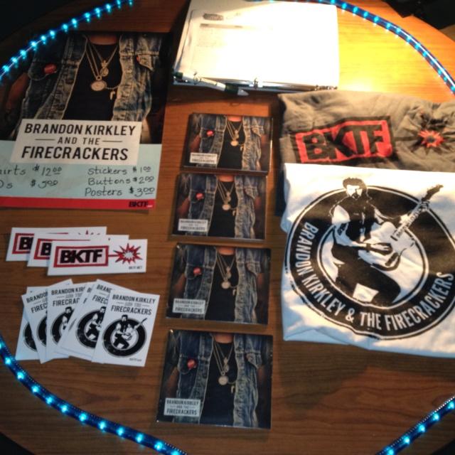 Merch #bktf get some!!! #shirt #sticker #tshirt #years #cd #album BKTF.net