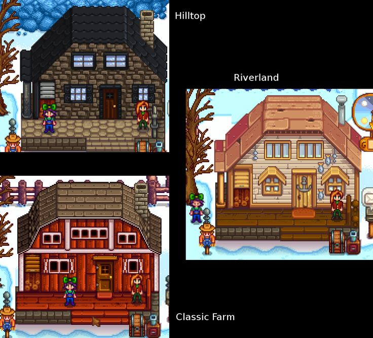 House customisation at Stardew Valley Nexus - Mods and community