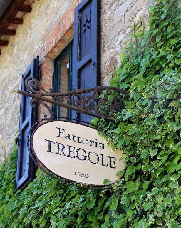 Fattoria Tregole - Castellina in Chianti -Tuscany                              …