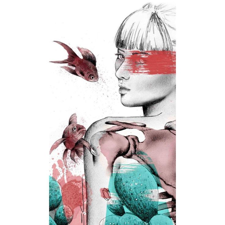 "1,525 Likes, 13 Comments - ➕ Sandra de la Cruz ➕ (@_drasan_) on Instagram: ""Otro fotograma para el videolyric Besos baratos para @diegoojedaoficial ❤️ + #illustration #dibujo…"""