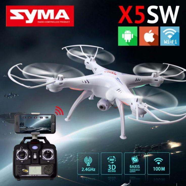 รีวิว สินค้า Syma Drone Syma FPV Wifi Drone Quadcopter รุ่น X5SW โดรนติดกล้อง ถ่ายวีดีโอ ส่งภาพเข้ามือถือ บันทึกภาพได้ (White or Black) ☪ ขาย Syma Drone Syma FPV Wifi Drone Quadcopter รุ่น X5SW โดรนติดกล้อง ถ่ายวีดีโอ ส่งภาพเข้ามือถือ บันทึกภ ด่วนก่อนจะหมด   discount code Syma Drone Syma FPV Wifi Drone Quadcopter รุ่น X5SW โดรนติดกล้อง ถ่ายวีดีโอ ส่งภาพเข้ามือถือ บันทึกภาพได้ (White or Black)  สั่งซื้อออนไลน์ : http://online.thprice.us/8OjHm    คุณกำลังต้องการ Syma Drone Syma FPV Wifi Drone…