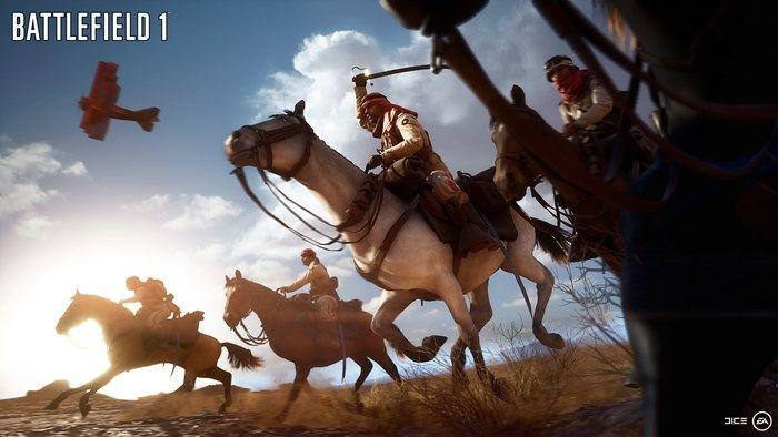 Aleluia! EA enfim libera trailer da campanha de Battlefield 1 [vídeo]