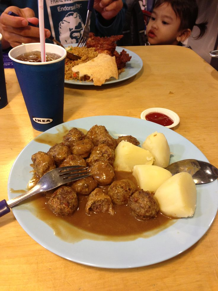 Meat ball from IKEA