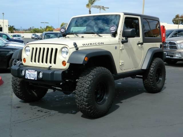 2012 beige jeep wrangler rubicon sport utility 2d. Black Bedroom Furniture Sets. Home Design Ideas