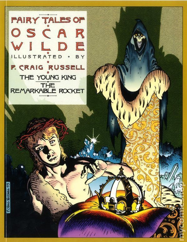 Fairy Tales of Oscar Wilde GN (2004 NBM) #2-REP NM