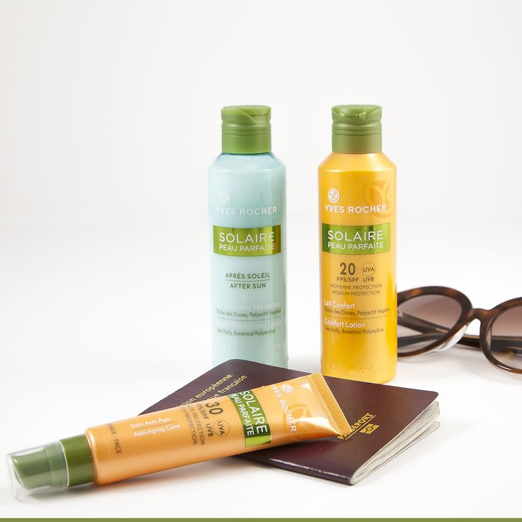 Never forget to pack those suncare essentials!  #YRSummerEssentials