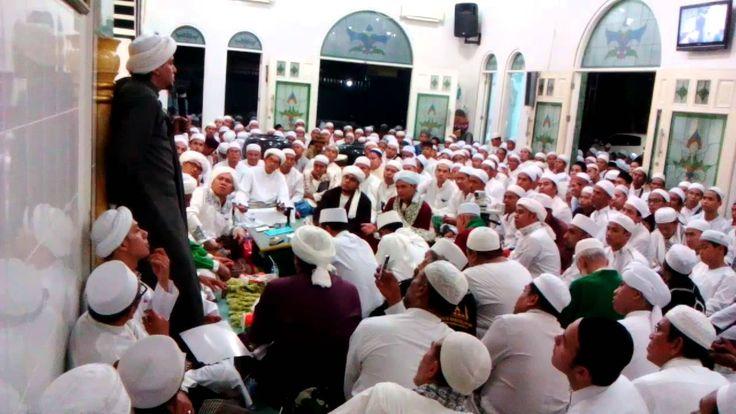 Habib Rafiq Al-Kaff dimajlis guru Udin di Samarind