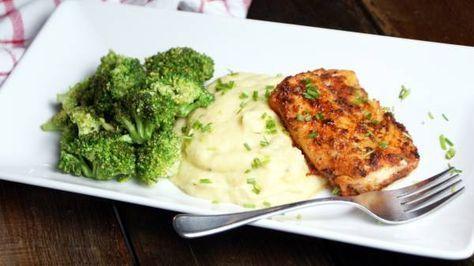 Blackened Atlantic Cod with Root Vegetable Mash (Recipe)   Breaking Muscle