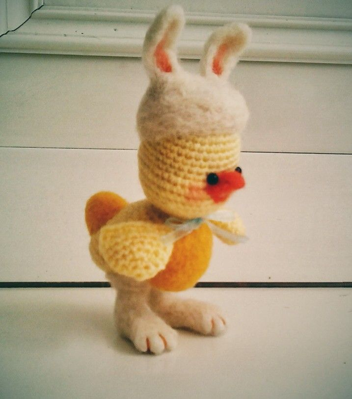 Bunnyduck made by me
