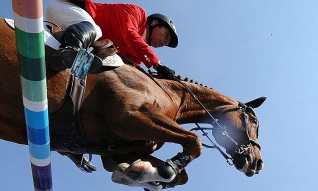 olympic equestrian horses 2012