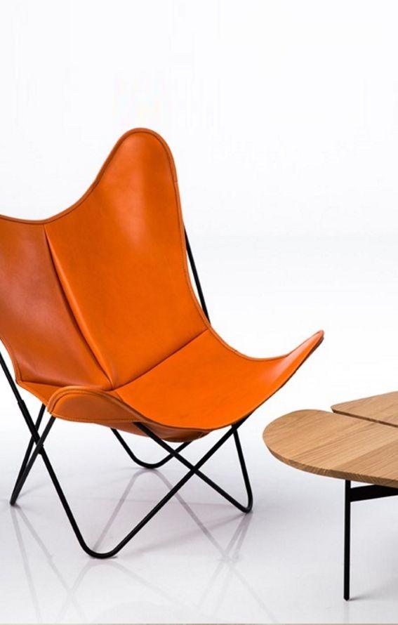 AIRBORNE AA LEATHER Sessel aus Leder Kollektion AA