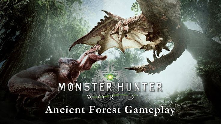 Monster Hunter: World - Ancient Forest Hunt Gameplay https://www.youtube.com/watch?v=W1YrxDl8cd0 #gamernews #gamer #gaming #games #Xbox #news #PS4