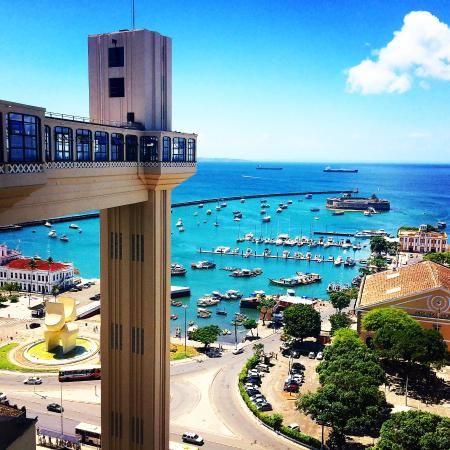 Salvador - Elevador Lacerda - Salvador - Bahia-BR