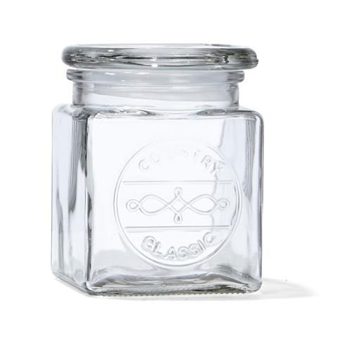 Country Classic Glass Canister - 800mL