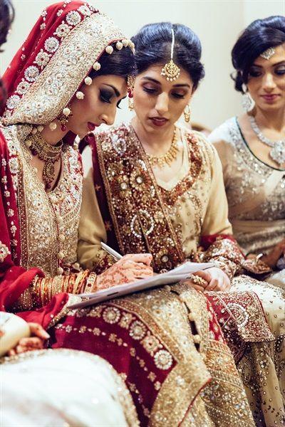 Farha  Raza's Modern Fairytale Pakistani Muslim Wedding