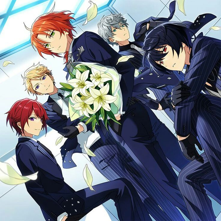 Knights | Ensemble St☆rs