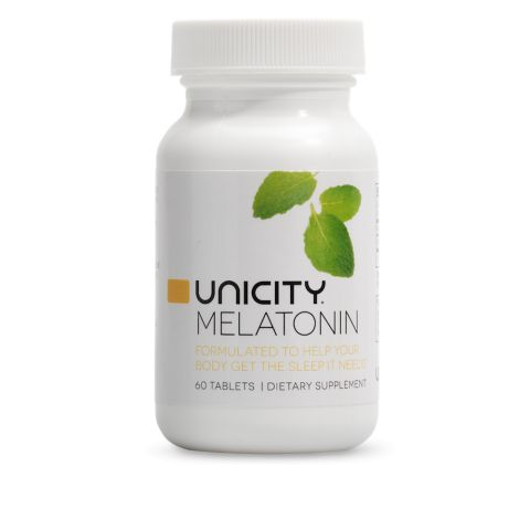 Helps increase quality and amount of sleep for people suffering from sleep restriction or an altered sleep schedule. It also helps to relieve the daytime fatigue associated with jet lag. Melatonin also helps to reduce the time it takes to fall asleep in people with delayed sleep phase syndrome. Over time, it helps reset the body's sleep-wake cycle. Melatonin is non-habit forming when taken as directed.