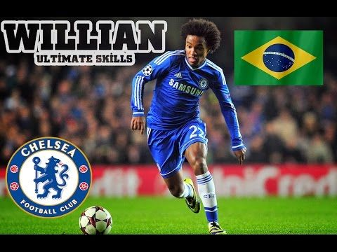 Willian Borges | Goals, Skills, Assists | 2016 HD - YouTube