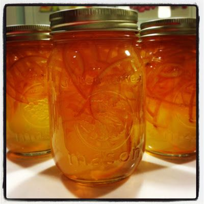 Orange whisky marmalade from the sumptiously gorgeous sugar blog of Kristen Best :) Yum!!!