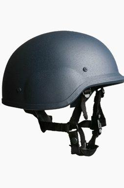 PASGT Helm   Deze EnGarde helm biedt een NIJ Level IIIA bescherming tegen kogels en fragmentatie. De PASGT helm bestaat uit verschillende lagen geperste Kevlar en biedt zowel een hoog draagcomfort als een maximale bescherming. Binnen het Amerikaanse leger is het PASGT model nog veel in gebruik.