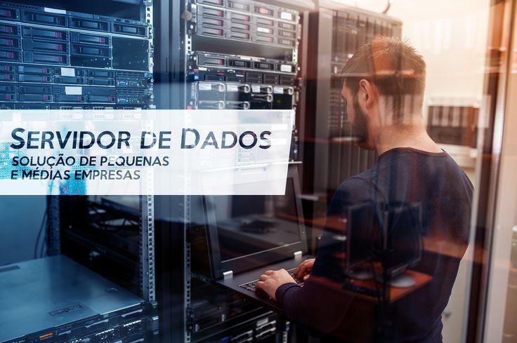 Você #Sabe o que é e para que serve um  #Servidor de #Dados? Eles são #INDISPENSÁVEIS para sua #Empresa. Seja ela #pequena, #Média ou #Grande. Veja o porquê. | Produtos Essenciais para Sua Empresa-> Macrolab.com.br