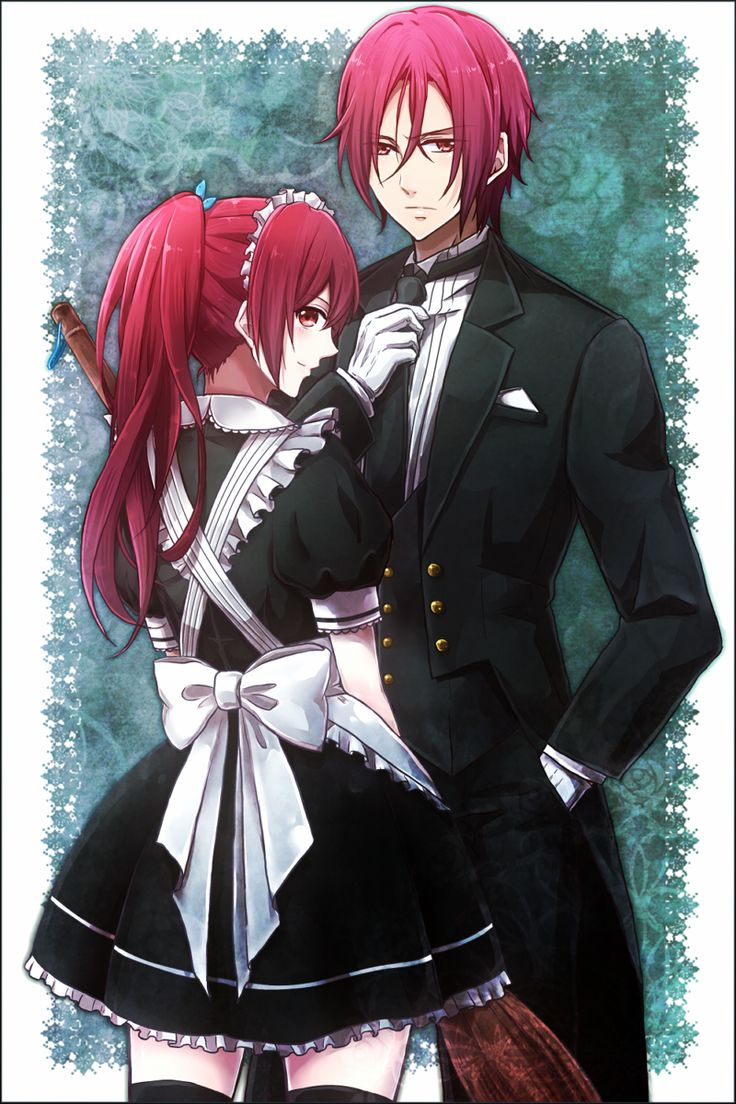 Hot anime twins. | Anime :3 | Pinterest