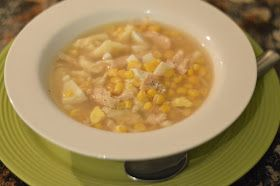The Art of Comfort Baking: Pennsylvania Dutch Chicken Corn Soup