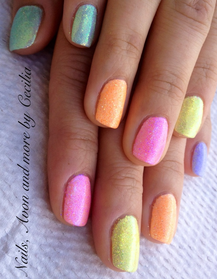 The 25+ Best Cute Shellac Nails Ideas On Pinterest