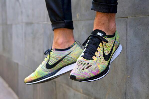 Nike Flyknit Racer 'Multicolor'