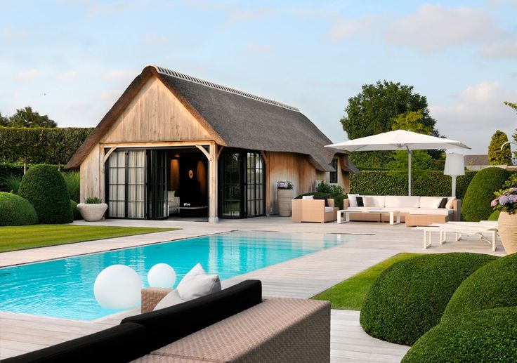 67 best luxueus buiten leven images on pinterest backyard patio