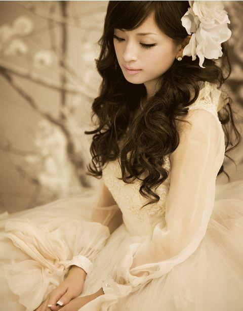 Ayumi Hamasaki - always beautiful and adorable!
