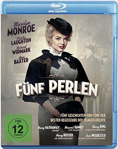 O. Henrys Full House (1952) - Marilyn Monroe Blu-ray