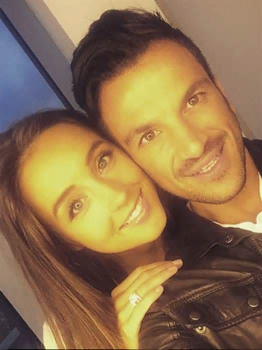 Aww lucky Emily! Peter Andre plans a romantic stop on his latest tour