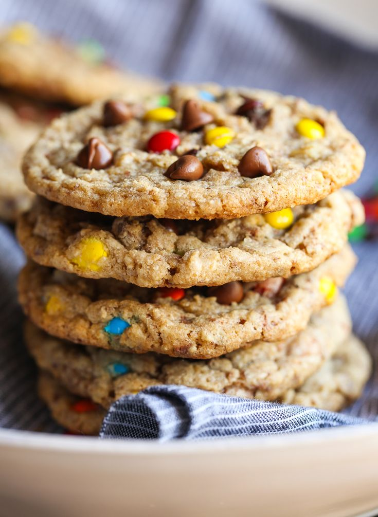 Boyfriend Cookies... oh wow, these are huge chewy, chocolatey cookies! Loaded…
