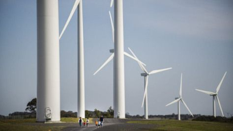 Construction starts on wind farm to help meet ACT's energy needs - http://www.yourglt.com/construction-starts-on-wind-farm-to-help-meet-acts-energy-needs/?utm_source=PN&utm_medium=http%3A%2F%2Fwww.pinterest.com%2Fpin%2F368450813235896433&utm_campaign=SNAP%2Bfrom%2BGreening+Your+Home