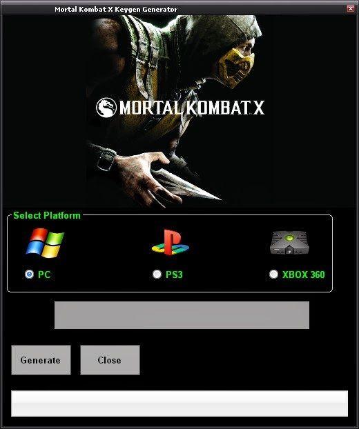 mortal kombat x download pc
