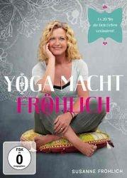 Yoga macht fröhlich