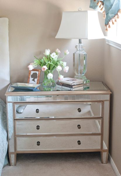 Mirrored Nightstand And Dresser Woodworking Projects Amp Plans