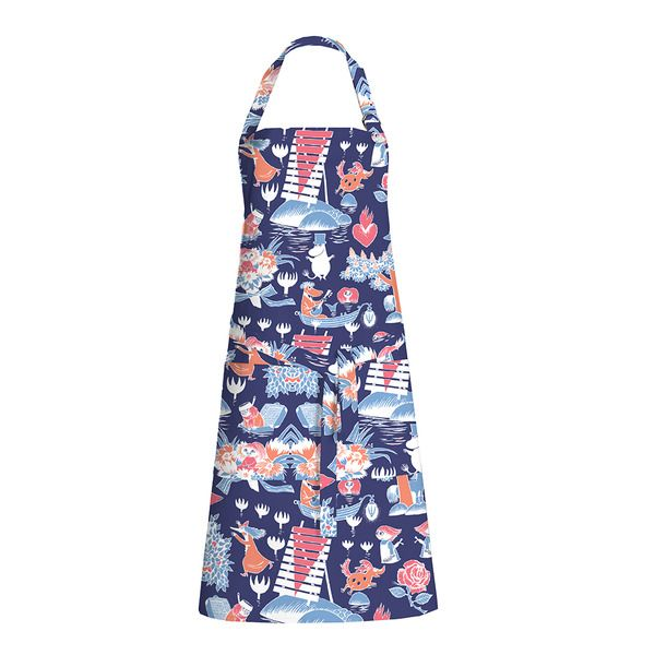 A delightful apron perfect to use when cooking or baking. Size 85 x 70 cm.