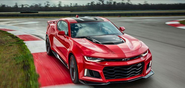 Camaro ZL1 2017 llega para coronarse como el rey de las carreteras