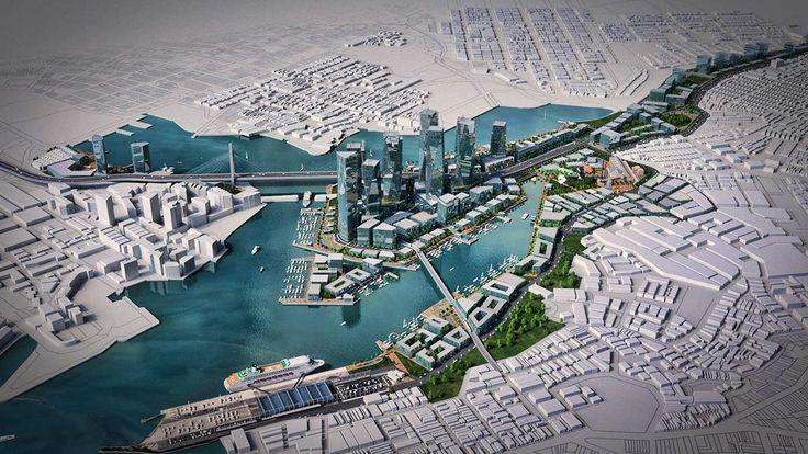 Future Sydney: Glebe Island, Sydney's next growth centre?