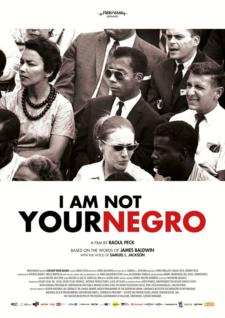 (In theatres Feb 3) NYFF REVIEW: 'I AM NOT YOUR NEGRO' IS A HAUNTING, EXCEPTIONAL FILM ON JAMES BALDWIN'S VIEWS ON RACE IN AMERICA